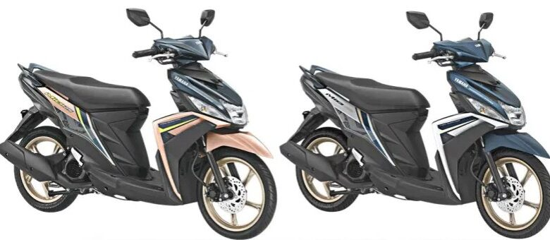 2022 Yamaha Mio M3 Aks SssReview