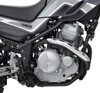2022 YAMAHA XT250 TRAIL MOTORBIKE