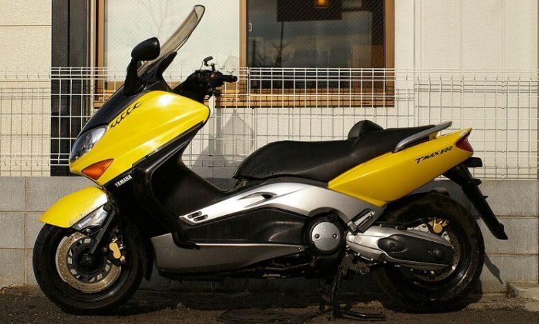 2022 Yamaha Tmax USA