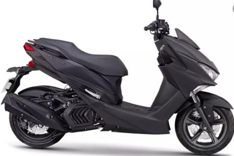 2022 Yamaha Force 155
