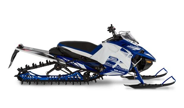 2022 Yamaha Snowmobile History Timeline