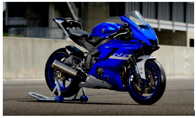 Yamaha R15-based WR 155R adventure motorcycle launch
