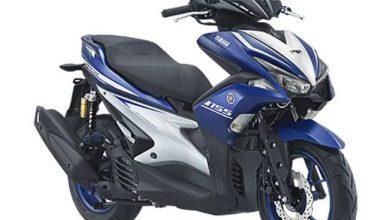 2022 Yamaha Aerox155