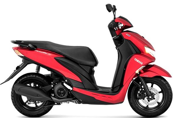 Review Yamaha Freego2020