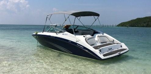 2023 Yamaha SX210