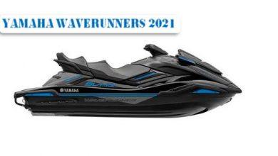 Yamaha Waverunners 2021