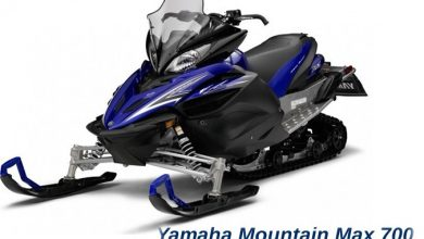 2021 Yamaha Mountain Max 700 Price and Specs