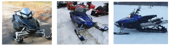 2021 Yamaha's RX-1 Is A Genuine Snowmobile With Sizzling Four-Stroke Power