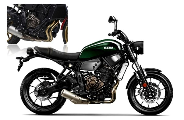 2022 Yamaha Xsr 700Review