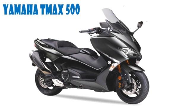 2022 Yamaha Tmax 500 Review