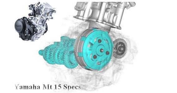 Yamaha Mt 15 Specs 2021