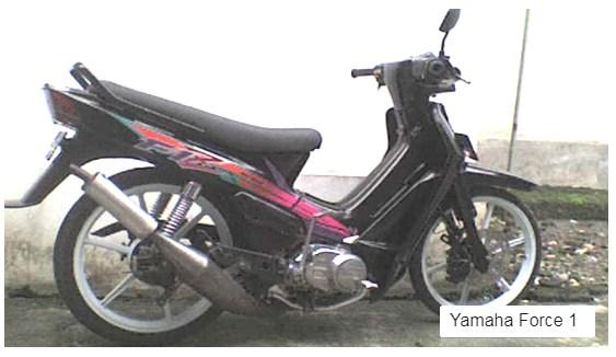 Yamaha Force 1 2021