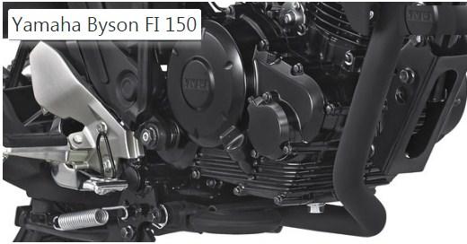 2022 Yamaha Byson FI 150