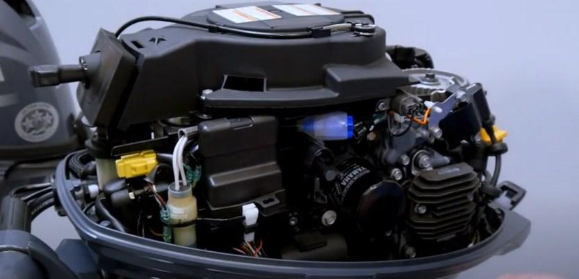 2022 Yamaha Outboard F425A Wins IBEX Innovation Award