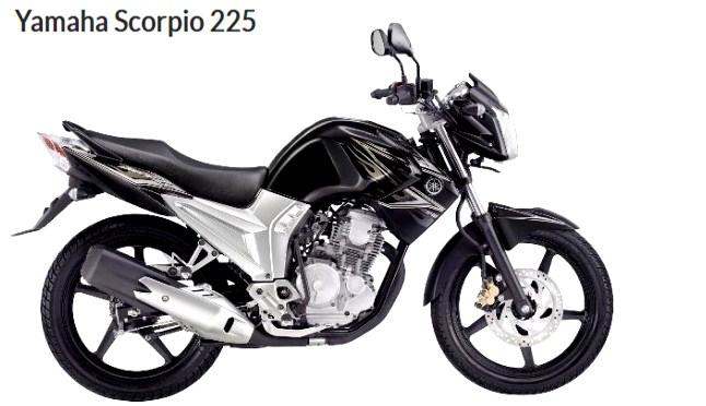 2022 Yamaha Scorpio 225 Motorcycle Specifications