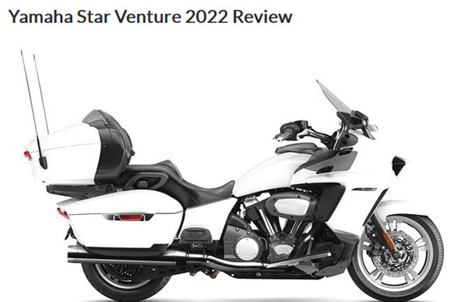 2022 Yamaha Star Venture Review