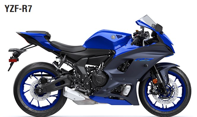 2022 Yamaha Yzf R7 Specs