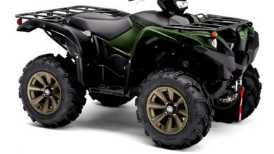 2022 Yamaha Grizzly eps xt-r Review