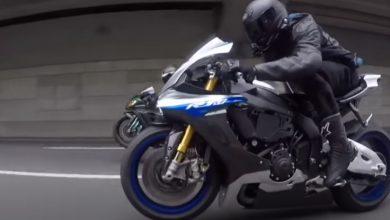 2022 Yamaha R1m Top Speed km/h