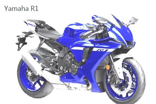 2022 Yamaha R1 Top Speed