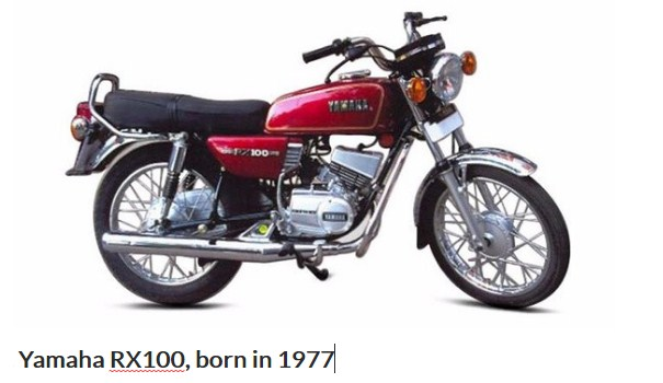 Get to know Yamaha's RX Series: From the RX100 to the King Cobra in 2021