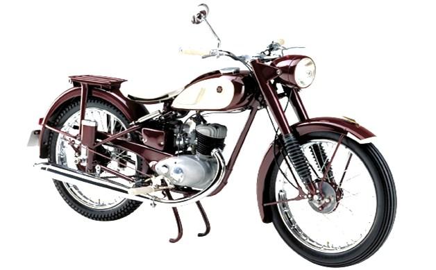 2021 Yamaha YA-1, Yamaha's First Motorcycle