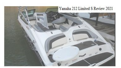 Yamaha 212 Limited S Review 2021