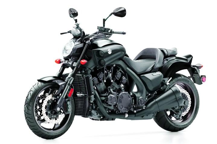 Yamaha Vmax Sports Heritage Bike 2021