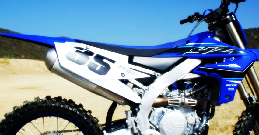 Yamaha Yz450f 2021 Specs