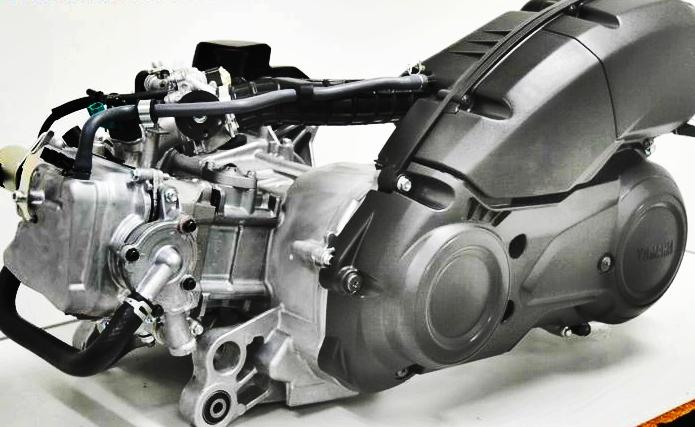Specifications Yamaha Aerox 155 USA 2020