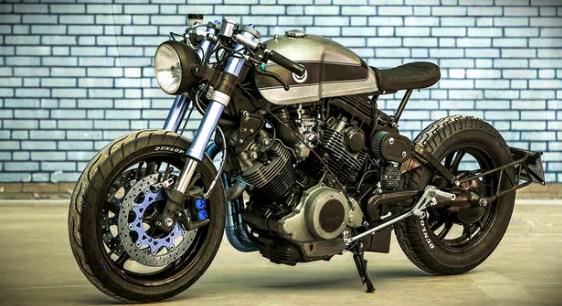 2022 Yamaha Xv1100 Virago Redesign Plan