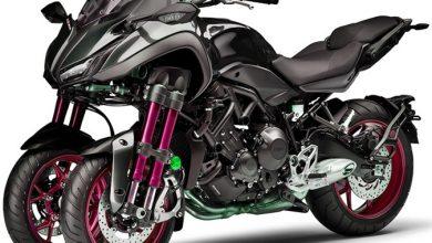 2022 Yamaha Niken Top Speed And Specs
