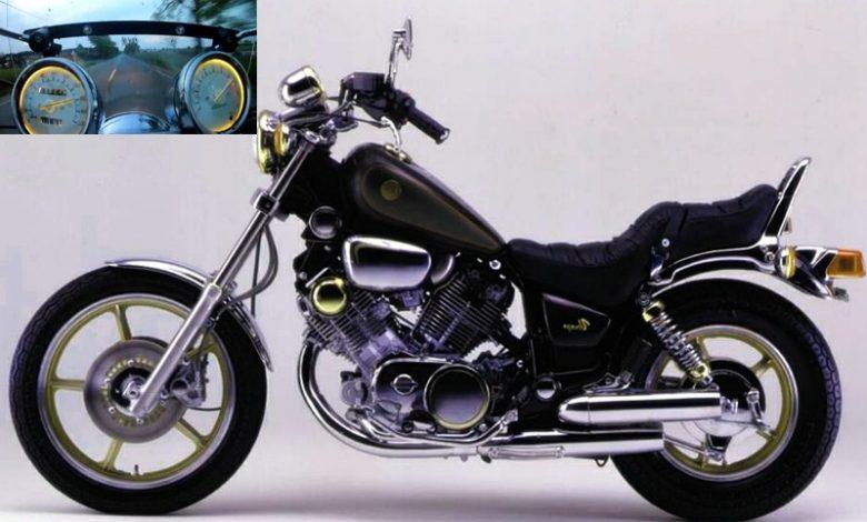 2022 Yamaha XV700