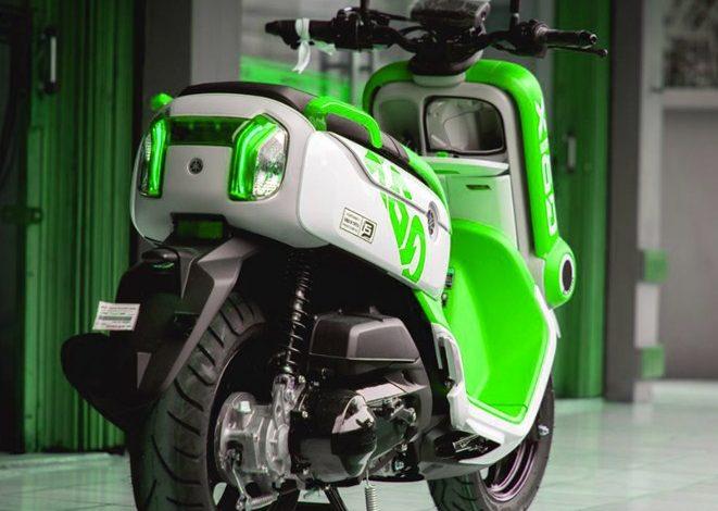 Yamaha QBix 2022 Price and Specifications
