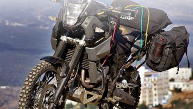 2021 history of Yamaha XT660Z Tenéré Review