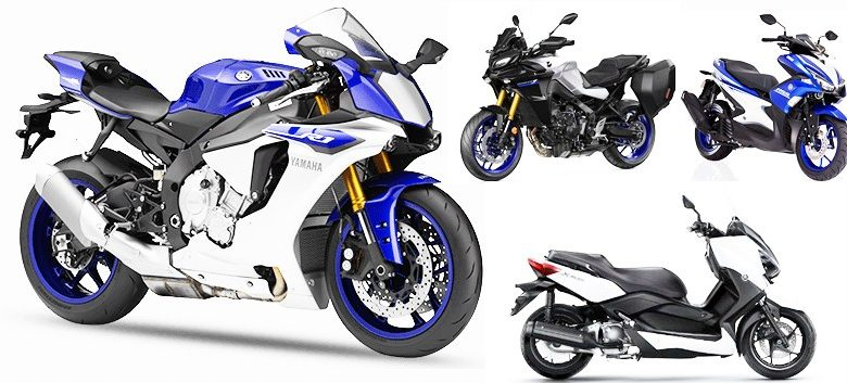 2021 Yamaha New