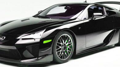 2021 Lexus LFA History