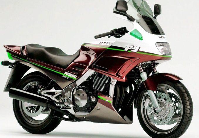 2021 Yamaha Fj History And Specs