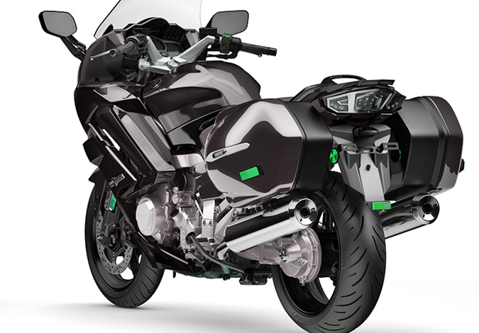 2022 Yamaha FJR1300ES Spor Turing Price And Specification